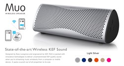 Kef Muo Light Silver