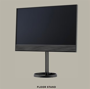 "Bang & Olufsen Horizon 40"" Siyah UHD 4K Network Hi-End TV-Floor Stand"