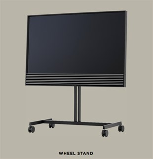 "Bang & Olufsen Horizon 40"" Siyah UHD 4K Network Hi-End TV-Whell Stand"