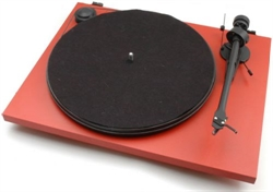 Pro-Ject Essential II Phono USB OM5 e Red